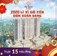 bảng giá chung cư the terra an hưng cập nhật mới nhất chương trình quà tặng mới tháng 22020