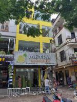 cửa hàng kinh doanh mặt phố xuân thủy diện tích 50m2 x 2 tầng mặt tiền 36m hè rộng