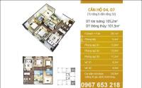 bán chung cư 3pn 4pn ngoại giao đoàn diện tích 95m2 157m2 nhận nhà ở ngay