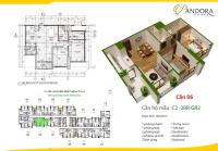 bán căn chung cư pandora triều khúc giá rẻ cho khách