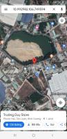 bán nhà đất 2 mặt tiền 8817m2 ngay hồ hầm đá rất phù hợp phân lô nhà xưởng