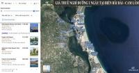 đất đô thị ven đầm thủy triều đường lớn 40m view đầm lk bệnh viện đa khoa cam lâm