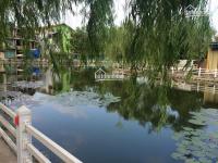 bán 193m2 đất mặt hồ giáp khu ruby city 3 phúc lợi lb hn giá cực rẻ 34trm2