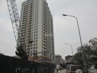 cho thuê căn hộ tầng 10 tòa nhà berriver ngõ 390 nguyễn văn cừ dt 132m2 giá 16 trth