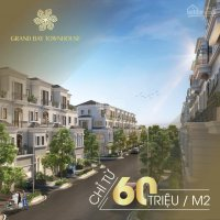 grand bay hạ long villas bán đảo 3 hạ long lk 106 170 m2 xây thô 4 tầng mua đầu tư hay để ở