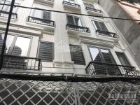 cần bán căn nhà 5 tầng mới xây dtxd 45m2 x 5 tầng số 24a ngõ 90 phố yên lạc