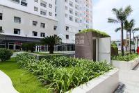 cho thuê căn hộ moonlight park view 2 phòng ngủ gia 10 triệu tầng thấp nhà có một số nội thất