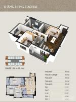 chính chủ cần bán gấp căn góc đẹp 968m2 3 pn dự án thăng long capital lh 0972475694
