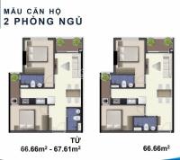 bán căn hộ q7 sài gòn đường đào trí căn 1 pn view hồ bơi lh 0938180007