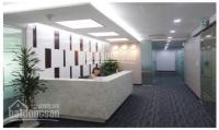 cho thuê văn phòng tòa nhà licogi 13 khuất duy tiến thanh xuân dt 270m2 giá 567 triệutháng