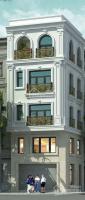 bán nhà hoàng quốc việt nghĩa đô 56m2 4 tầng nhà mới tinh tân cổ điển cực đẹp 465 tỷ