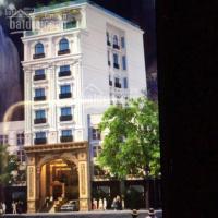 cho thuê tòa nhà căn hộ dịch vụ 8 tầng 1 hầm mt 8m gồm 12 căn