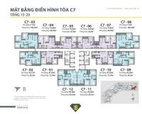 xin gửi quý khách thông tin các căn 1 2 3 phòng ngủ tại dcapitale mới nhất 0948918221
