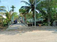 bán đất tặng biệt thự có hồ bơi tdt 717m2 tc 120m2 không gian mát mẻ kế bên sông