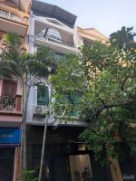 nhà liền kề mặt ngõ 88 đường trung kính dt 80m2 x 4 tầng mặt tiền 5m ngõ rộng 8m ô tô đi lại
