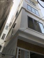 bán nhà phố bạch mai 26m2 4 tầng 3 mặt thoáng