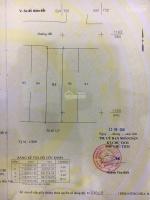 chủ kẹt tiền bán gấp lô đất hẻm 1 đường số 6 bình hưng hòa b bình tân dt 4x19m giá 31 tỷ tl