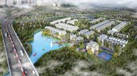 bán nền đất kdc moon lake đường tỉnh lộ 44a tt long điền sổ hồng 2019