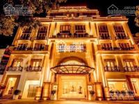 bán khách sạn 2 đường hoàng việt đệ nhất q tân bình dt 14mx20m 8 lầu tn 350trth chỉ 62 tỷ