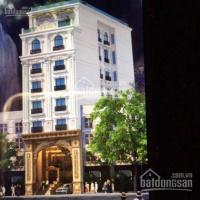 bán nhà mặt phố trần tế xương dt 86m2 xây 9 tầng hiện cho thuê giá cao hướng đông nam