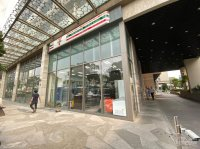 bán 1 cặp 2 căn shophouse millennium mặt tiền bến vân đồn có hợp đồng thuê 5 năm lh 0911758511