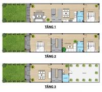 giá bđs chắc chắn sẽ tăng lên khi dĩ an chính thức lên thành phố 4 căn nhà phố duy nhất