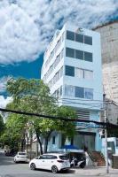 bán gấp tòa nhà 2 mặt tiền hầm 8 lầu đường hồ văn huê phường 9 quận phú nhuận 85x23m 43 tỷ
