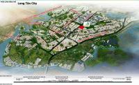bán dự án siêu đẹp long tân city nhơn trạch sổ đỏ riêng mặt tiền đường 25c lh 0909254256