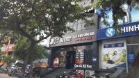 cho thuê mặt bằng kinh doanh nhà hàng ngân hàng mặt đường trần thái tông 300m2 mt 6m7 lh 0902131683
