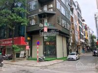 bán nhà mặt phố lạc chính một mặt hồ trúc bạch 165m2 mặt tiền 10m nở hậu giá 51 tỷ
