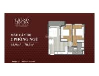 ưu đãi khủng dành cho khách hàng mua căn hộ grand center quy nhơn