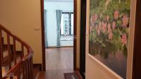 bán nhà nguyễn đình hoàn quan hoa gần đường ô tô 57m2 4 tầng nhà mới tinh cực đẹp 465 tỷ