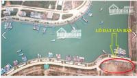 cần bán gấp đất nền xây khách sạn mặt cảng tuần châu hạ long chiết khấu cao