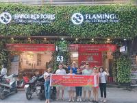 Công ty Hanoi Redtours cần thuê mặt bằng làm văn phòng - chi nhánh