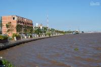 cơ hội vàng đầu tư sinh lời nhà mặt phố biệt thự view sông