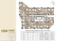 hdi tower 55 lê đại hành quỹ căn đẹp chỉ từ 78 tỷ 95m2 full nt tặng 100tr nhận nhà ở ngay
