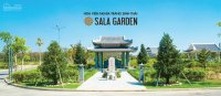 bán phần gia tộc dự án sala garden vị trí vip có một không hai lh 0906868053
