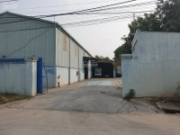 bán xưởng 1300m2 trần thị hải mũi lớn xã tân an hội huyện củ chi