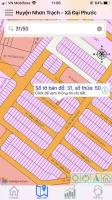 bán đất nền tái định cư đại phước sổ hồng riêng giá từ 3 tỷnền lh 0982118783