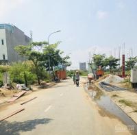 bán đất sổ hồng riêng tại kdc tân tạo liền kề bệnh viện chợ rẫy 2 thổ cư 100 xây dựng tự do