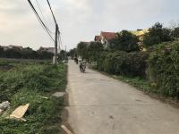 bán đất kinh doanh mặt đường nghĩa trụ cực đẹp nằm cạnh vin văn giang đường 10m sau thành 35m