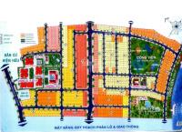 bán đất biệt thự kdc khang điền phước long b q9 lô góc 10x25m shr view cv