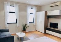 cho thuê studio apartment hai bà trưng dt 30m2 đầy đủ nội thất lh 0944146519