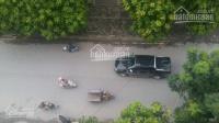 bán đất giãn dân mậu lương đường 12m ô tô đ nhà diện tích 60m2 lh 0985769162