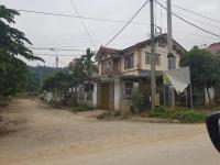 bán nhà 2 tầng lô góc 2 mặt tiền đối diện dự án nhà ở sinh thái 60ha của an thịnh lương sơn hb