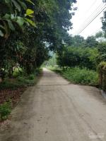 bán đất lương sơn hòa bình 3400m2 đất thổ cư có 800m2 đất ở phẳng đường bê tông giá rẻ 0962792687