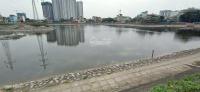 cần bán nhà mặt hồ hạ đình 72m2 mặt tiền 6m thích hợp để ở hoặc kinh doanh lh 0337800055