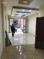 50m2 mặt phố quan nhân 5 tầng thông sàn 1 2 cho thuê làm văn phòng 17 triệutháng