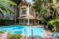 bán nhà biệt thự sân vườn bể bơi rộng 400m2 trong làng ngọc hà đội cấn ba đình giá 398 tỷ