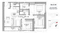 cần bán gấp căn hộ 3 phòng ngủ tòa c6 đẹp nhất dự án d capitale